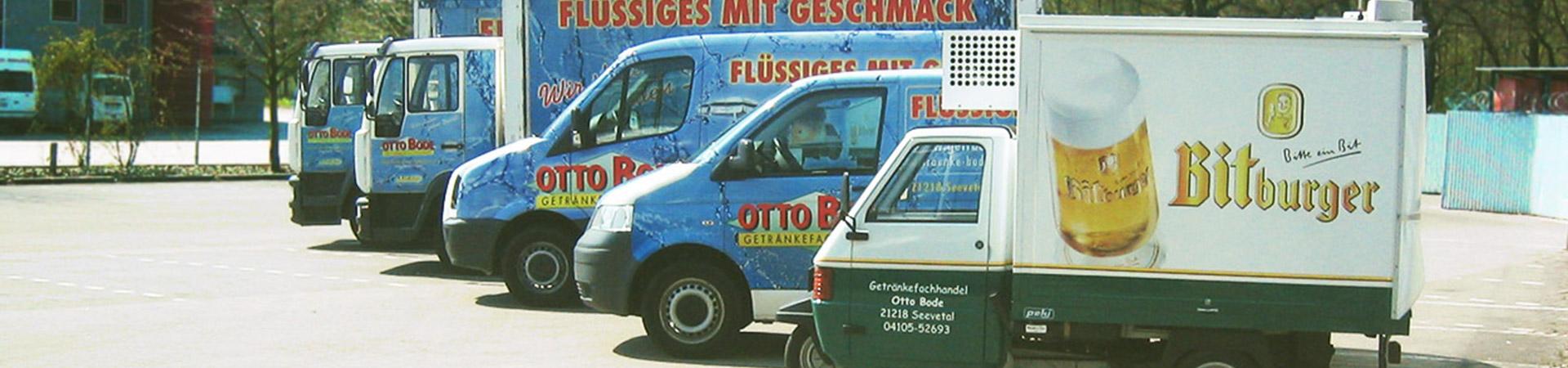 Lieferservice / Heimdienst › Otto Bode